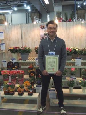 JFIトレードフェア2017秋inFAJ(鉢物)―ここから始まる花未来ビジネス―が開催されました。